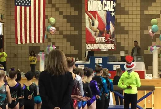 byers gymnastics meet 2015
